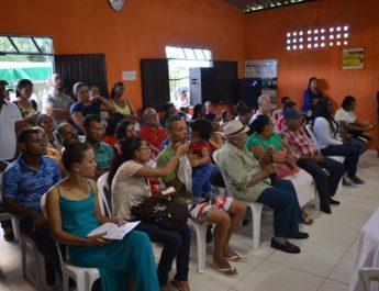 Vereador Luciano Sérgio faz importantes proposições durante sessão itinerante no Estevão