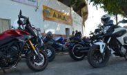Com apoio da SECET, Alagoinhas recebe motociclistas de diferentes partes do estado