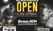 Alagoinhas recebe mais de 400 atletas em Open de Jiu Jitsu; neste domingo (22)