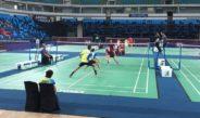 Equipe brasileira conquista 49 medalhas no Sul-Americano de Badminton