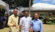 Baita Tchê deu o tom à gastronomia do aniversário de Paulo Azi