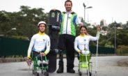 Conheça os três atletas brasileiros que estarão nos Jogos Paralímpicos de Inverno