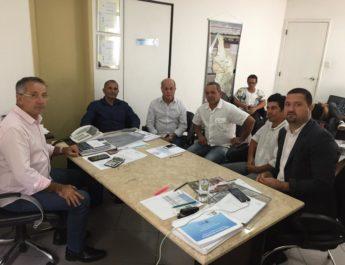 Deputado Joseildo busca melhorias no abastecimento de águaparaÁgua Fria, Esplanada, Inhambupe, São Sebastião do Passé e Crisópolis