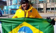 Brasil define atleta que será porta-bandeira na abertura dos Jogos de Inverno