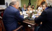 Delegação de El Salvador avalia positivamente o Cedeba