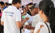 Mucuri recebe a primeira de três Caravanas da Justiça Social no extremo sul