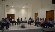 Prefeitura apresenta instituição que cuidará da requalificação do aterro sanitário em reunião com forças empresariais