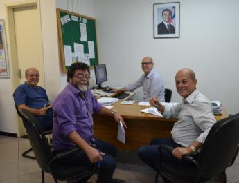 Deputado Joseildo cobra agilidade em obras para distribuição de água em Alagoinhas e região