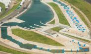 Competições de canoagem marcam a volta das disputas no Parque Radical de Deodoro