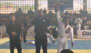 Aluno da Base Comunitária de Águas Claras ganha três etapas do campeonato baiano