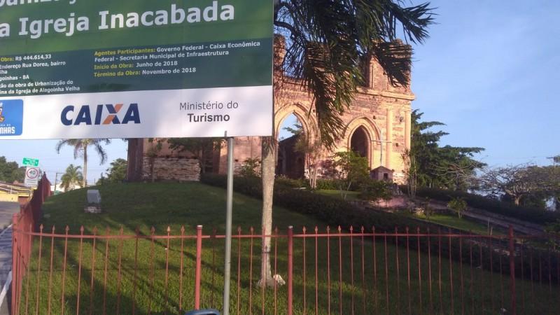 Turismo em Alagoinhas é um fiasco – Portal Gazeta dos Municípios 312de84d29bda